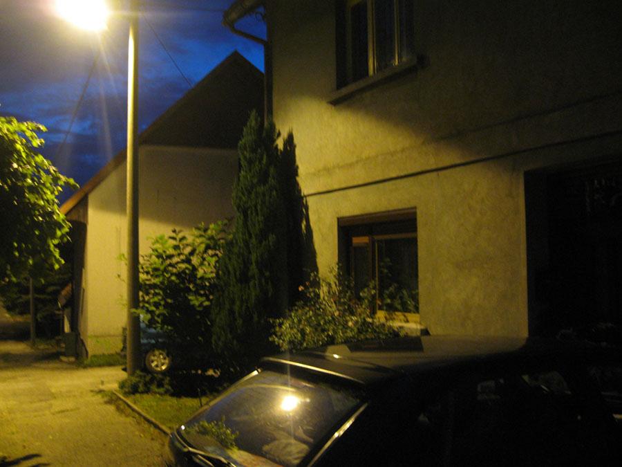 Provalna svjetlost zasjenjene rasvjete na Ravnoj gori uzrokuje smetnje i zdravstvene probleme stanovnicima.