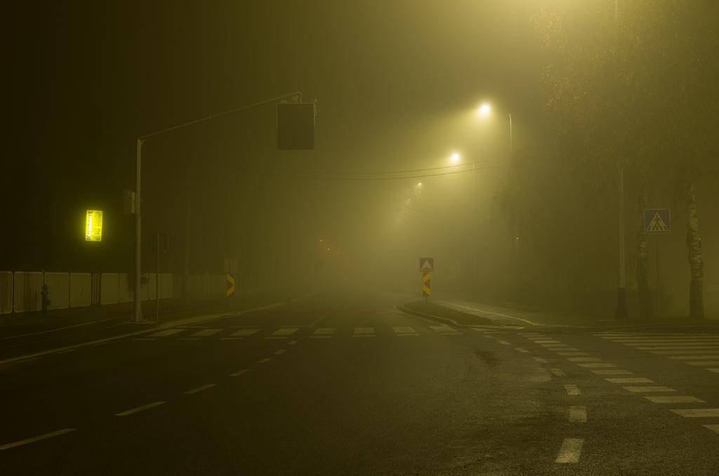 Vidljivost detalja na ulici pod LED rasvjetom seže do nekih 90m
